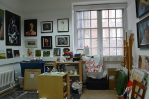 Cordell Garfield Art Studio